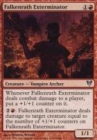 Avacyn Restored: Falkenrath Exterminator