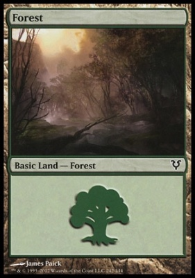 Avacyn Restored: Forest (242 A)