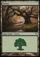 Avacyn Restored: Forest (244 C)