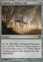 Avacyn Restored: Gallows at Willow Hill