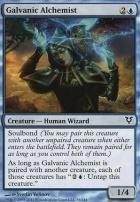 Avacyn Restored: Galvanic Alchemist