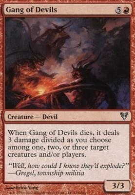 Avacyn Restored: Gang of Devils