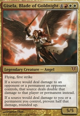 Avacyn Restored: Gisela, Blade of Goldnight
