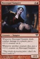 Avacyn Restored Foil: Havengul Vampire