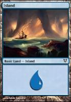 Avacyn Restored: Island (234 B)