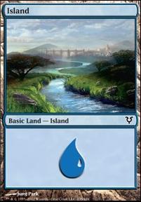 Avacyn Restored: Island (235 C)