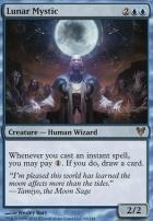 Avacyn Restored: Lunar Mystic