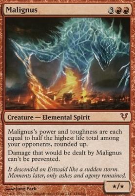 Avacyn Restored: Malignus