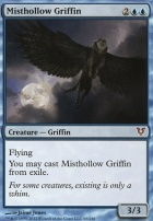 Avacyn Restored: Misthollow Griffin