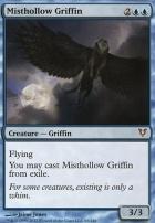 Avacyn Restored Foil: Misthollow Griffin