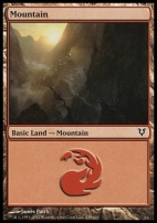 Avacyn Restored: Mountain (239 A)