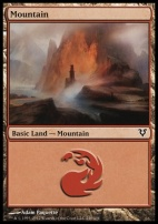 Avacyn Restored: Mountain (240 B)