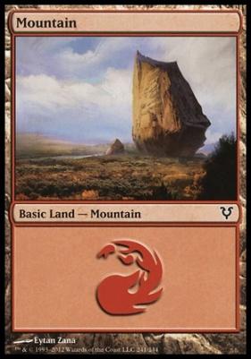 Avacyn Restored: Mountain (241 C)