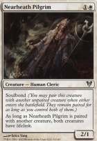 Avacyn Restored: Nearheath Pilgrim