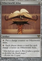Avacyn Restored Foil: Otherworld Atlas