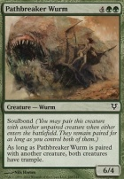 Avacyn Restored: Pathbreaker Wurm