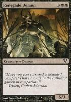 Avacyn Restored: Renegade Demon