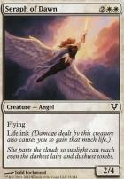 Avacyn Restored: Seraph of Dawn