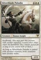 Avacyn Restored: Silverblade Paladin