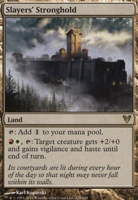 Avacyn Restored: Slayers' Stronghold