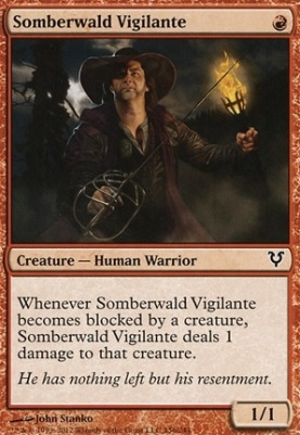 Magic The Gathering Cards | Avacyn Restored | Somberwald