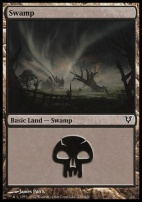 Avacyn Restored: Swamp (236 A)