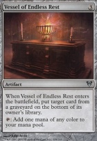 Avacyn Restored Foil: Vessel of Endless Rest