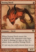 Avacyn Restored: Vexing Devil