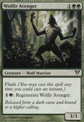 Avacyn Restored: Wolfir Avenger