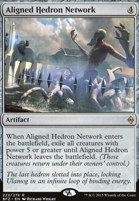 Battle for Zendikar: Aligned Hedron Network