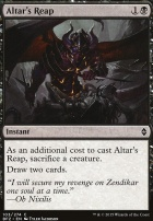 Battle for Zendikar Foil: Altar's Reap