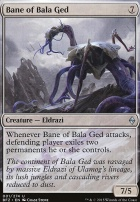 Battle for Zendikar Foil: Bane of Bala Ged