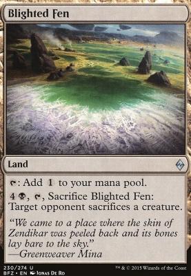 Battle for Zendikar: Blighted Fen