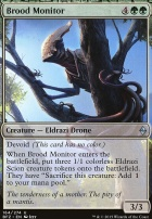 Battle for Zendikar Foil: Brood Monitor