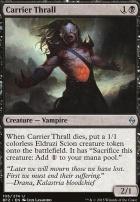 Battle for Zendikar: Carrier Thrall