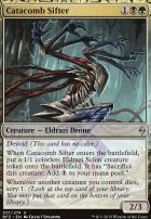Battle for Zendikar Foil: Catacomb Sifter