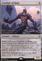 Battle for Zendikar: Conduit of Ruin
