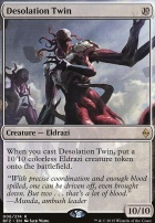 Battle for Zendikar: Desolation Twin