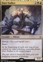 Battle for Zendikar: Dust Stalker
