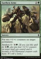 Battle for Zendikar: Earthen Arms