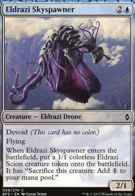 Battle for Zendikar: Eldrazi Skyspawner