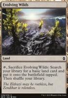 Battle for Zendikar: Evolving Wilds