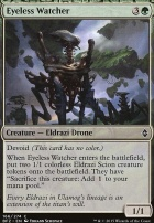 Battle for Zendikar Foil: Eyeless Watcher
