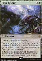Battle for Zendikar Foil: From Beyond