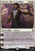 Battle for Zendikar: Gideon, Ally of Zendikar