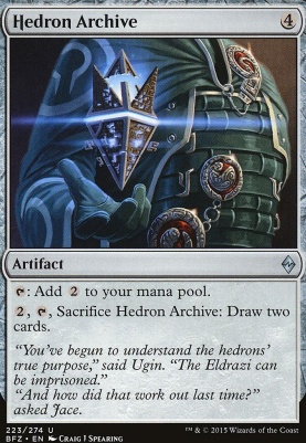 Battle for Zendikar: Hedron Archive