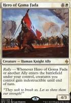 Battle for Zendikar: Hero of Goma Fada