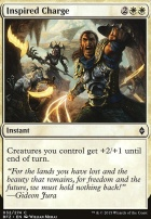 Battle for Zendikar Foil: Inspired Charge
