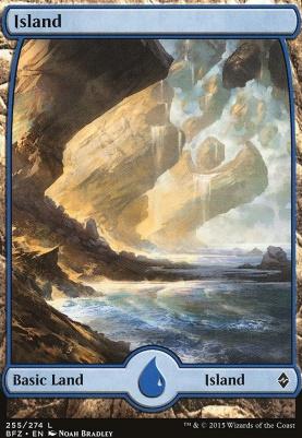 Battle for Zendikar: Island (255 A - Full Art)