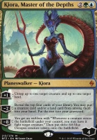 Battle for Zendikar: Kiora, Master of the Depths